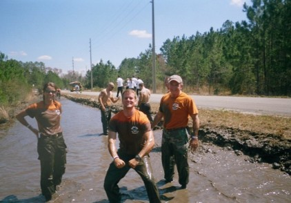 Mud Run 2010 (with slider)